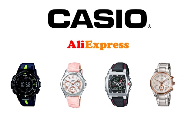 Casio-Aliexpress-shirt-bag-sunglasses-hat-watch